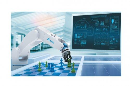 La smart production di Delta a SPS IPC Drives Italia 2019