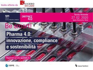 Pharma 4.0: innovazione, compliance e sostenibilità