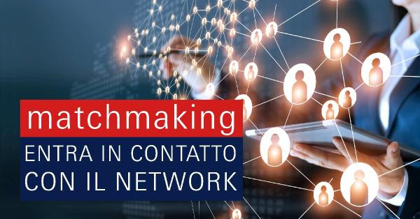 Matchmaking: la nuova funzione di SPS Italia Contact Place